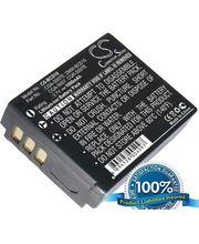 Batéria náhradná (ekv. CGA-S007E) pre Panasonic DMC TZ1, TZ2, TZ3, TZ4, TZ5, Li-ion 3,7V 1000mAh