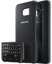Samsung ochranný zadní kryt s klávesnicí EJ-CG935UB pro Galaxy S7 edge, černý