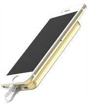 Scosche MagicMount powerbanka 4000 mAh, Lightning, přichycení magentem, zlatá