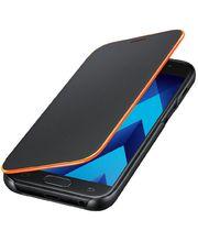 Samsung flipové pouzdro Neon EF-FA320PBE pro Galaxy A3 2017, černá