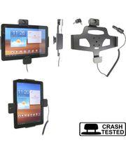 Brodit držiak do auta pre Samsung Galaxy Tab 10.1, P7500, so zámkem  s nabíjaním